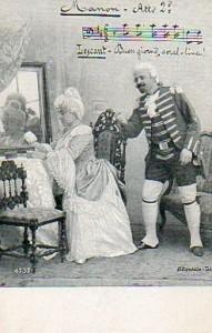 5  Manon Lesacut