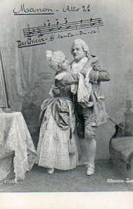 8 Manon Lescaut